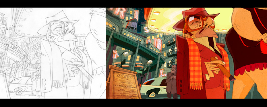 1 film d'animation sur 5 est une production française