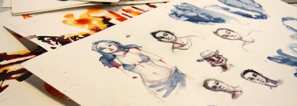 fiche mtier dessinateur bd devenir dessinateur bd les mtiers du dessin - Coloriste Bd
